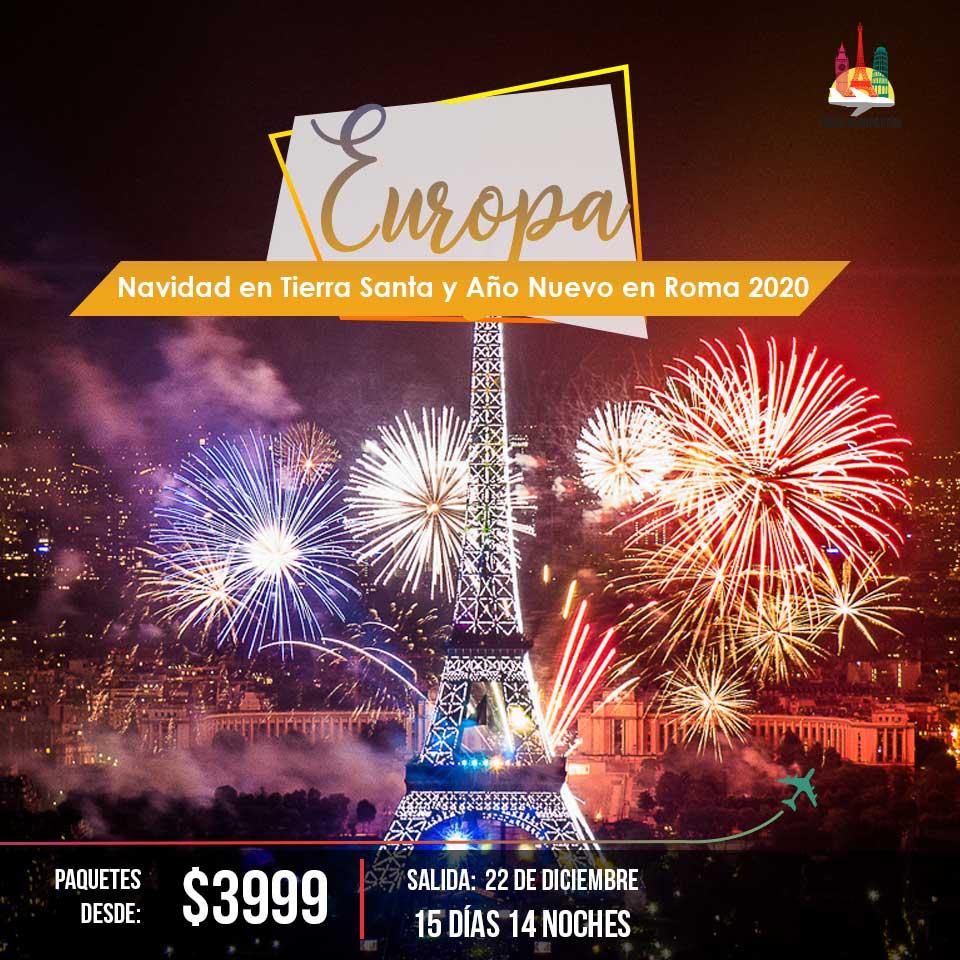 Calendario Belen 2020.Navidad En Tierra Santa Y Ano Nuevo En Roma 2020 Tour A